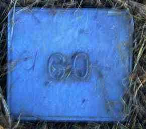 UNKNOWN, MARKER #60 - Poinsett County, Arkansas | MARKER #60 UNKNOWN - Arkansas Gravestone Photos