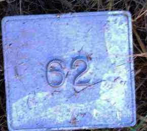 UNKNOWN, MARKER #62 - Poinsett County, Arkansas | MARKER #62 UNKNOWN - Arkansas Gravestone Photos