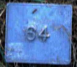 UNKNOWN, MARKER #64 - Poinsett County, Arkansas   MARKER #64 UNKNOWN - Arkansas Gravestone Photos