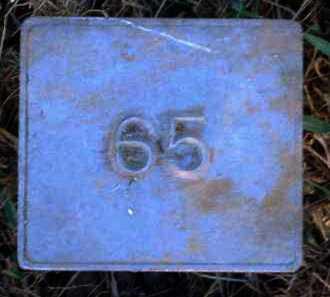 UNKNOWN, MARKER #65 - Poinsett County, Arkansas   MARKER #65 UNKNOWN - Arkansas Gravestone Photos