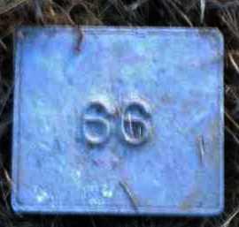 UNKNOWN, MARKER #66 - Poinsett County, Arkansas | MARKER #66 UNKNOWN - Arkansas Gravestone Photos