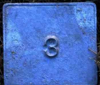 UNKNOWN, MARKER #3 - Poinsett County, Arkansas   MARKER #3 UNKNOWN - Arkansas Gravestone Photos