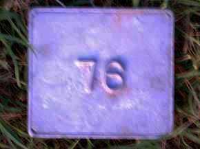 UNKNOWN, MARKER #76 - Poinsett County, Arkansas   MARKER #76 UNKNOWN - Arkansas Gravestone Photos