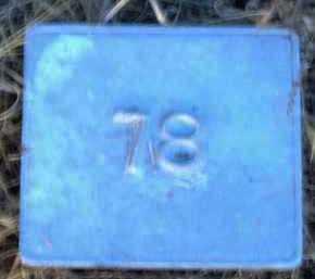 UNKNOWN, MARKER #78 - Poinsett County, Arkansas | MARKER #78 UNKNOWN - Arkansas Gravestone Photos
