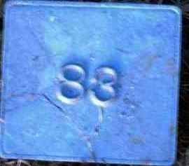 UNKNOWN, MARKER #83 - Poinsett County, Arkansas | MARKER #83 UNKNOWN - Arkansas Gravestone Photos