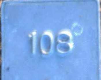UNKNOWN, MARKER #108 - Poinsett County, Arkansas | MARKER #108 UNKNOWN - Arkansas Gravestone Photos