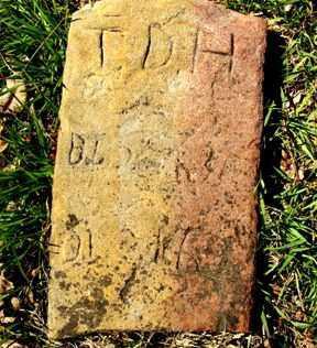 UNKNOWN, T.D.H. - Poinsett County, Arkansas | T.D.H. UNKNOWN - Arkansas Gravestone Photos