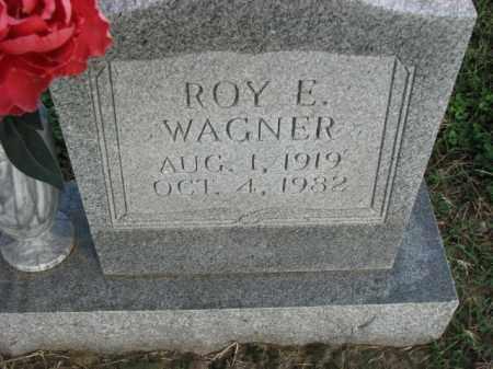 WAGNER, ROY E. - Poinsett County, Arkansas   ROY E. WAGNER - Arkansas Gravestone Photos