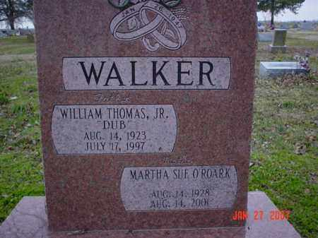 WALKER, MARTHA SUE - Poinsett County, Arkansas | MARTHA SUE WALKER - Arkansas Gravestone Photos