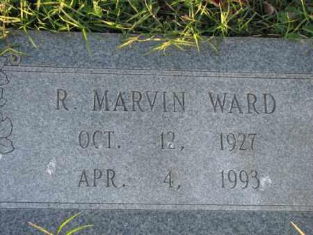 WARD, R. MARVIN - Poinsett County, Arkansas   R. MARVIN WARD - Arkansas Gravestone Photos