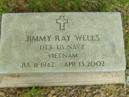 WELLS  (VETERAN VIET), JIMMY RAY - Poinsett County, Arkansas | JIMMY RAY WELLS  (VETERAN VIET) - Arkansas Gravestone Photos