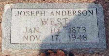 "WEST, ""J.A."" JOSEPH ANDERSON - Poinsett County, Arkansas 