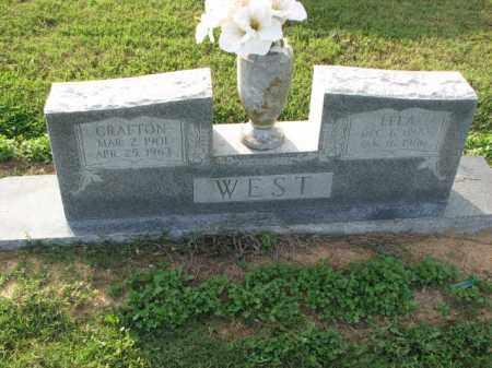 WEST, CRAFTON - Poinsett County, Arkansas | CRAFTON WEST - Arkansas Gravestone Photos