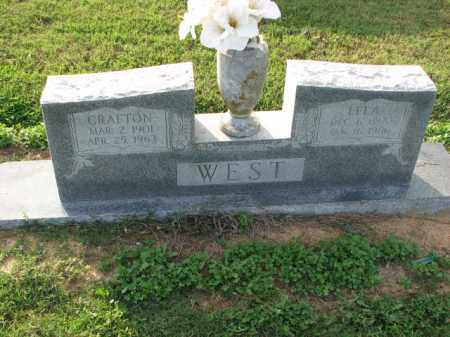 WEST, LELA - Poinsett County, Arkansas | LELA WEST - Arkansas Gravestone Photos
