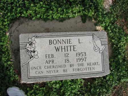 WHITE, BONNIE L. - Poinsett County, Arkansas | BONNIE L. WHITE - Arkansas Gravestone Photos