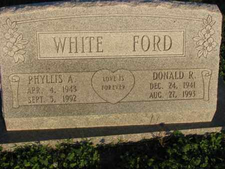 WHITE, PHYLLIS A. - Poinsett County, Arkansas | PHYLLIS A. WHITE - Arkansas Gravestone Photos