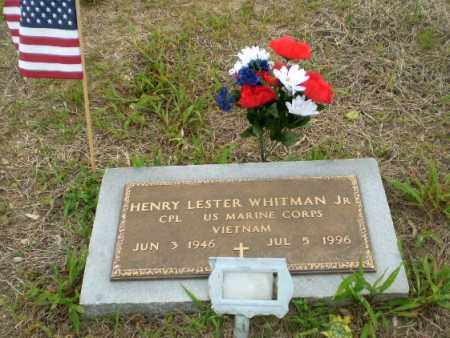 WHITMAN, JR (VETERAN VIET), HENRY LESTER - Poinsett County, Arkansas | HENRY LESTER WHITMAN, JR (VETERAN VIET) - Arkansas Gravestone Photos