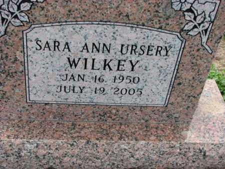WILKEY, SARA ANN - Poinsett County, Arkansas | SARA ANN WILKEY - Arkansas Gravestone Photos