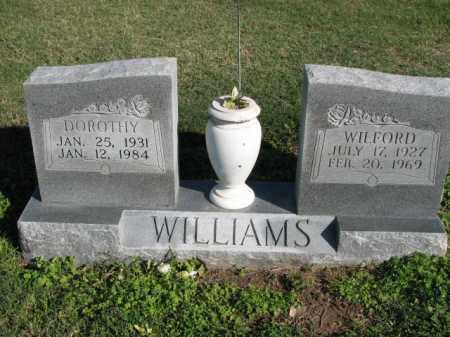 WILLIAMS, WILFORD - Poinsett County, Arkansas | WILFORD WILLIAMS - Arkansas Gravestone Photos