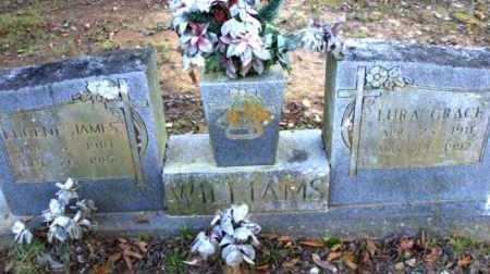 WILLIAMS, EUGENE JAMES - Poinsett County, Arkansas | EUGENE JAMES WILLIAMS - Arkansas Gravestone Photos