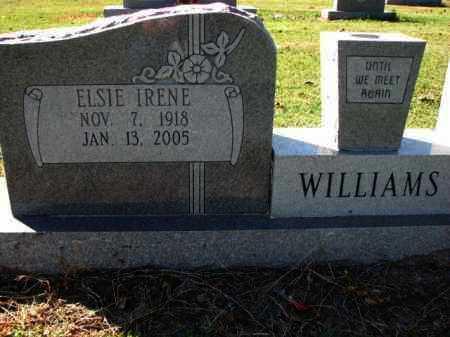 WILLIAMS, ELSIE IRENE - Poinsett County, Arkansas   ELSIE IRENE WILLIAMS - Arkansas Gravestone Photos