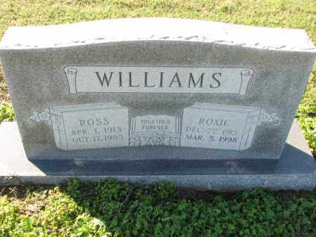 WILLIAMS, ROXIE - Poinsett County, Arkansas | ROXIE WILLIAMS - Arkansas Gravestone Photos