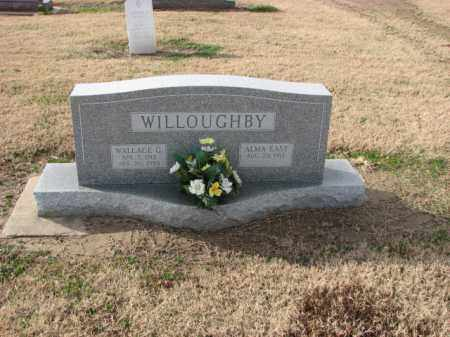 WILLOUGHBY, WALLACE G. - Poinsett County, Arkansas | WALLACE G. WILLOUGHBY - Arkansas Gravestone Photos