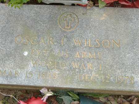 WILSON  (VETERAN WWI), OSCAR F - Poinsett County, Arkansas | OSCAR F WILSON  (VETERAN WWI) - Arkansas Gravestone Photos