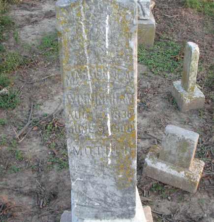 WINNINGHAM, MARGERETA - Poinsett County, Arkansas | MARGERETA WINNINGHAM - Arkansas Gravestone Photos