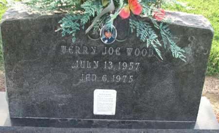 WOOD, TERRY - Poinsett County, Arkansas   TERRY WOOD - Arkansas Gravestone Photos