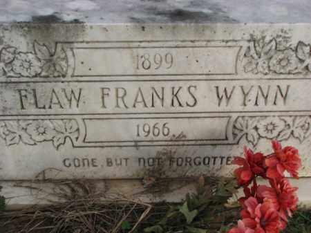 WYNN, FLAW - Poinsett County, Arkansas   FLAW WYNN - Arkansas Gravestone Photos