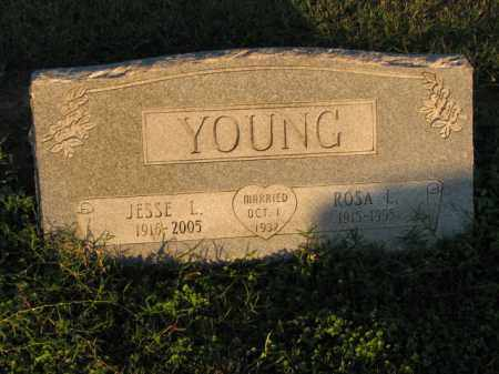 YOUNG, ROSA L. - Poinsett County, Arkansas | ROSA L. YOUNG - Arkansas Gravestone Photos