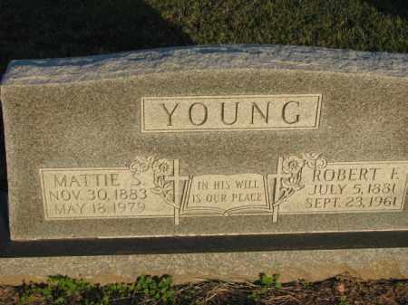 YOUNG, MATTIE S. - Poinsett County, Arkansas | MATTIE S. YOUNG - Arkansas Gravestone Photos