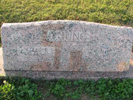 YOUNG, W. MAE - Poinsett County, Arkansas | W. MAE YOUNG - Arkansas Gravestone Photos