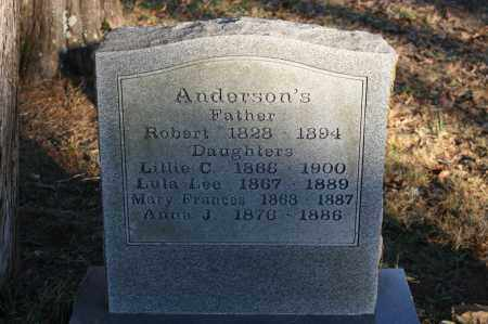 ANDERSON, LULA LEE - Polk County, Arkansas | LULA LEE ANDERSON - Arkansas Gravestone Photos