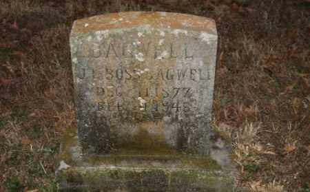 "BAGWELL, J.L. ""BOSS"" - Polk County, Arkansas | J.L. ""BOSS"" BAGWELL - Arkansas Gravestone Photos"
