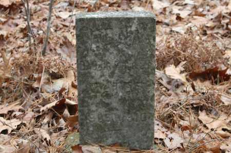 BATES, EDNA - Polk County, Arkansas | EDNA BATES - Arkansas Gravestone Photos