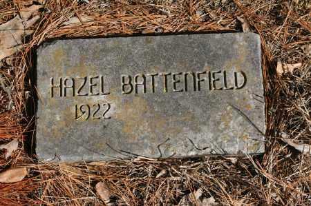 BATTENFIELD, HAZEL - Polk County, Arkansas   HAZEL BATTENFIELD - Arkansas Gravestone Photos