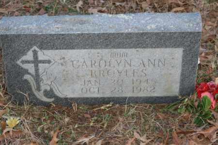 BROYLES, CAROLYN ANN - Polk County, Arkansas | CAROLYN ANN BROYLES - Arkansas Gravestone Photos