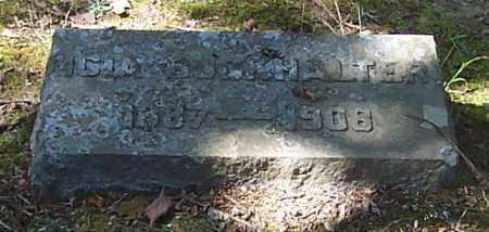 BUCKHALTER, ICIA - Polk County, Arkansas | ICIA BUCKHALTER - Arkansas Gravestone Photos