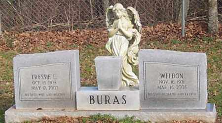 BURAS, WELDON - Polk County, Arkansas | WELDON BURAS - Arkansas Gravestone Photos