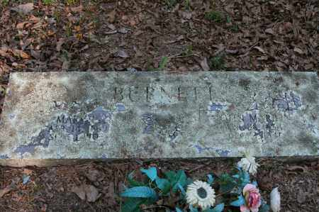 BURNETT, MARY L. - Polk County, Arkansas | MARY L. BURNETT - Arkansas Gravestone Photos