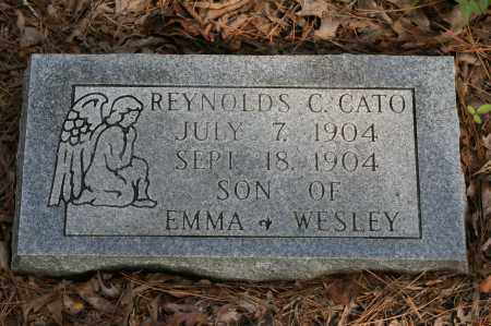 CATO, REYNOLDS C. - Polk County, Arkansas | REYNOLDS C. CATO - Arkansas Gravestone Photos