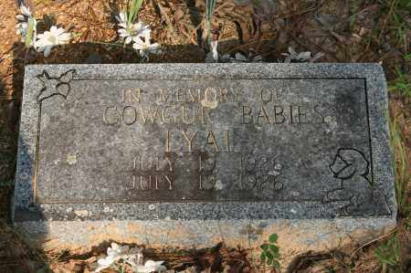 COWGUR, LYAL - Polk County, Arkansas   LYAL COWGUR - Arkansas Gravestone Photos
