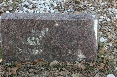CROWLEY, MARY ETTIE - Polk County, Arkansas | MARY ETTIE CROWLEY - Arkansas Gravestone Photos