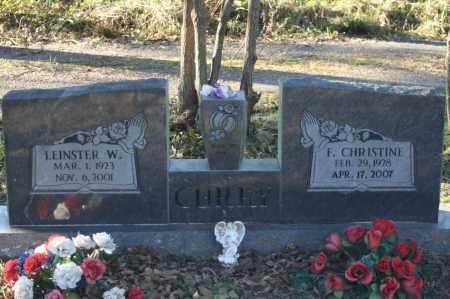 CURRY, LEINSTER W - Polk County, Arkansas   LEINSTER W CURRY - Arkansas Gravestone Photos