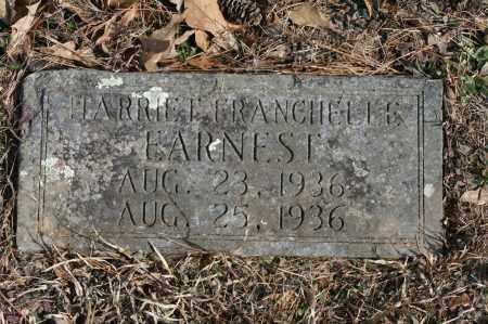 EARNEST, HARRIET FRANCHELLE - Polk County, Arkansas | HARRIET FRANCHELLE EARNEST - Arkansas Gravestone Photos