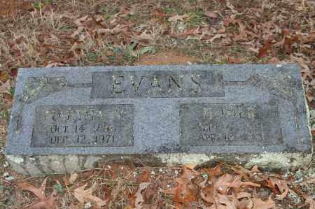 EVANS, HOMER - Polk County, Arkansas   HOMER EVANS - Arkansas Gravestone Photos