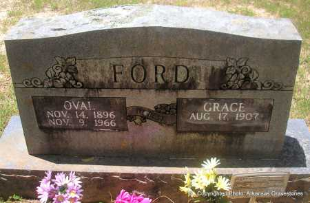 FORD, GRACE - Polk County, Arkansas | GRACE FORD - Arkansas Gravestone Photos