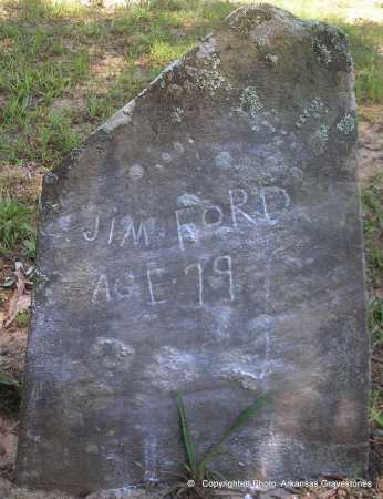 FORD, JIM - Polk County, Arkansas | JIM FORD - Arkansas Gravestone Photos
